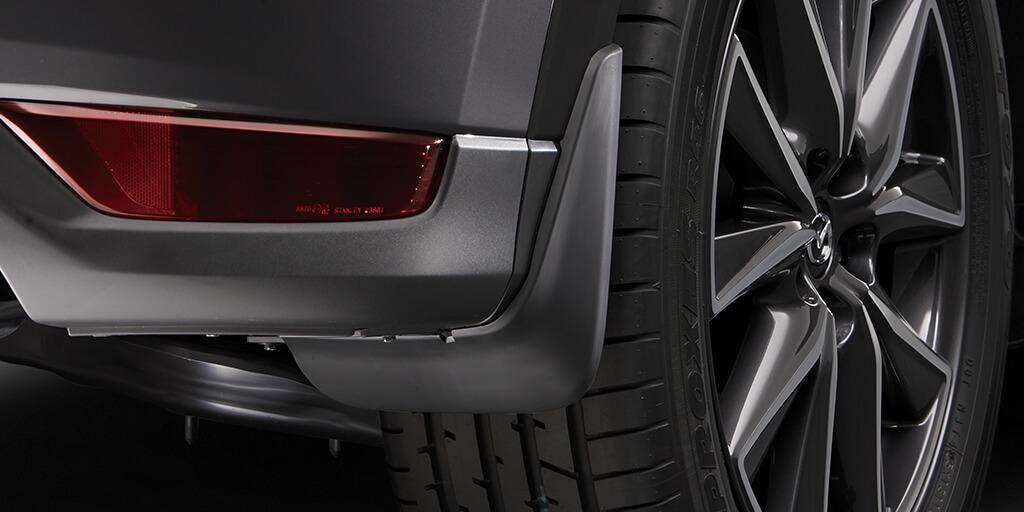 Aletas guardafangos Mazda CX5