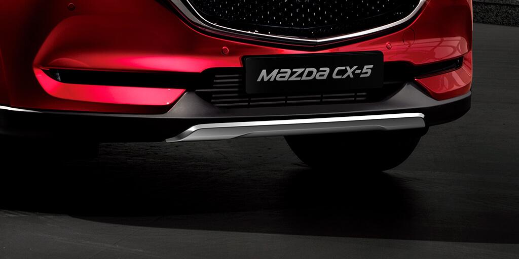 Embellecedor inferior frontal Mazda CX5