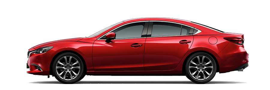 Mazda 6 Sedán