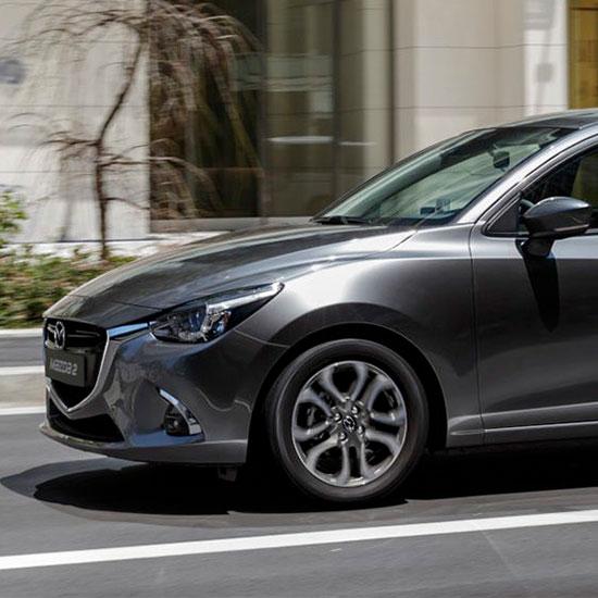 Carro nuevo Mazda 2 sport