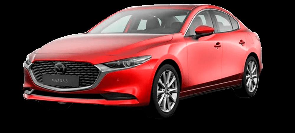 vehiculo Mazda 3