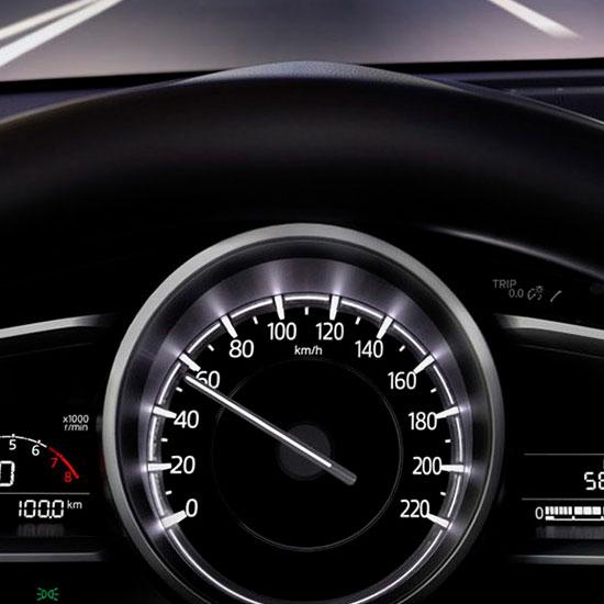 Tablero Mazda 2 sport