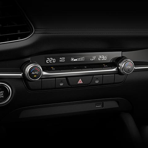 Tablero Mazda 3