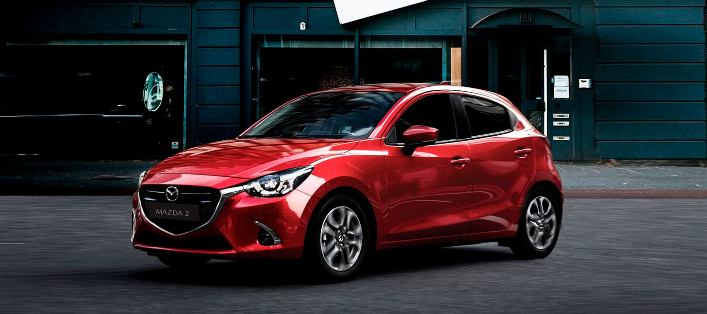 Suv Mazda 2 sport