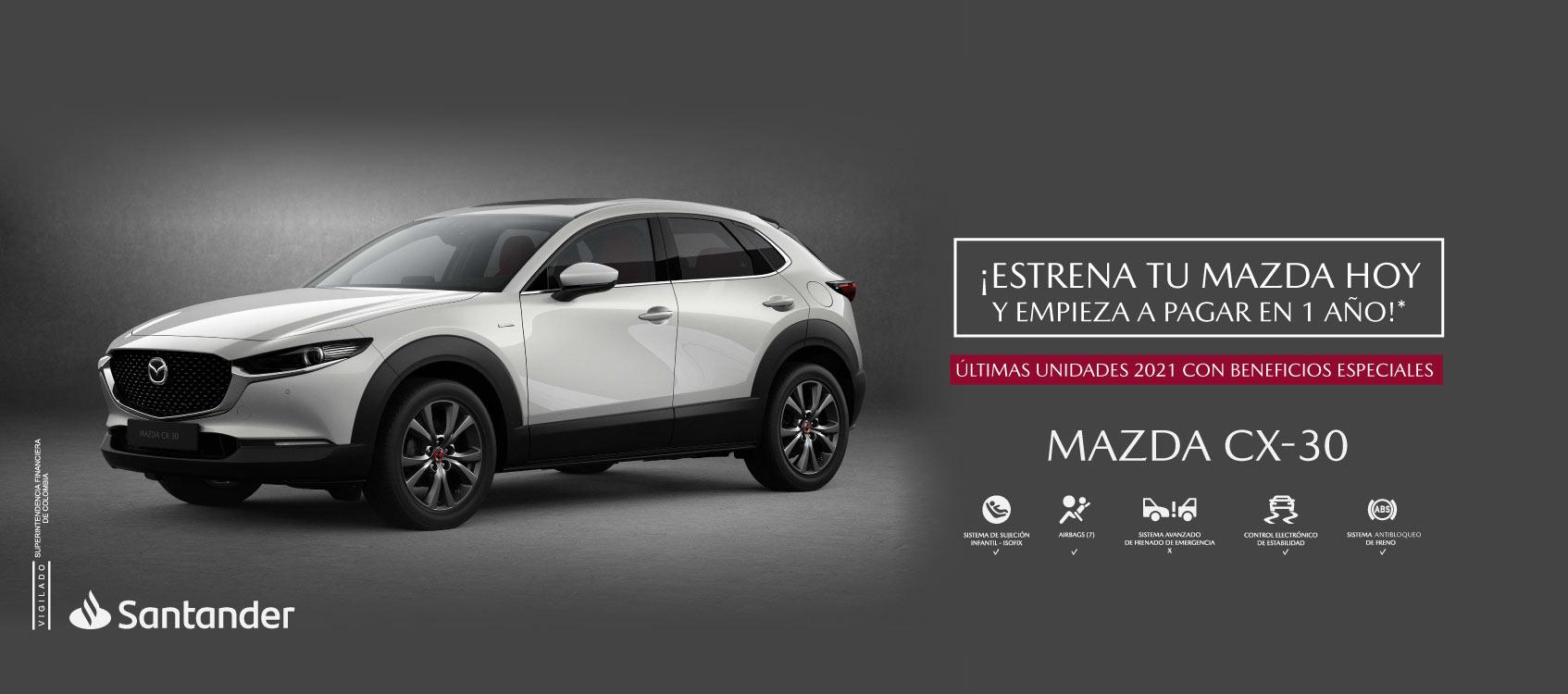 santander Mazda